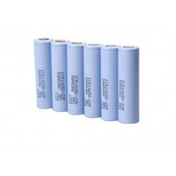 batería recargable li ion titanate 3.7v 2200mah